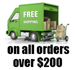 Nill freight for online welding supplies orders Australia wide