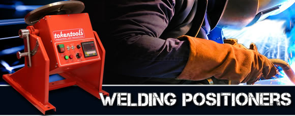 Welding Rotators - Weld Positioners