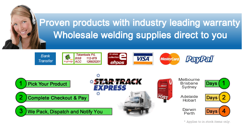 Australian Welding Supplies Online