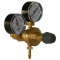 twin gauge argon gas regulators