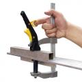 Stronghand EZ Grip Ratchet Welding Clamp VER165