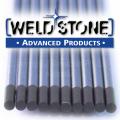 Ceriated tig welding tungsten electrodes