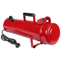 portable electrode rod oven