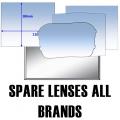 spare welding helmet filter lenses all brands