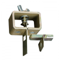 magnetic panel clamp for welding sheet metal