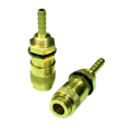 Unimig Razor Female Gas Connection with 6mm Barb quick coupling female quick disconnect connector