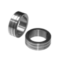 Mig Drive Roller V Groove 0.6mm / 0.8mm Reversible 30mm OD 22mm ID