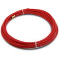 binzel teflon mig torch liner 5m red 126-0028
