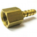 M10 x 1.0mm tig torch screw on gas connector M10x1