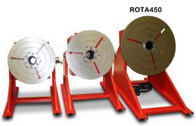 positioner welding machine types