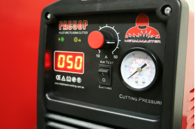 pac50p side view control panel