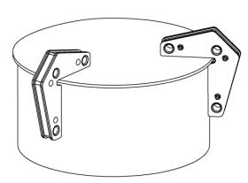 corner welding magnet example use 6