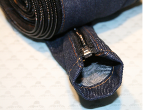 welding torch cable cover sheath zipped