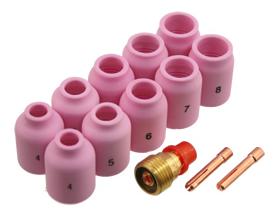 Tig Torch Gas Lens Kit 9-20
