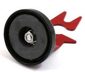 tig welding tig torch holder base magnet tig rest stand