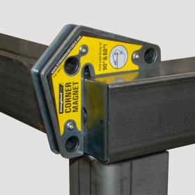 corner welding magnet example use 1