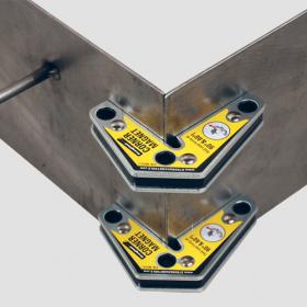 corner welding magnet example use 2