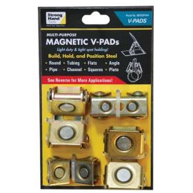 Magnetic V Pad Welding Magnets Kit