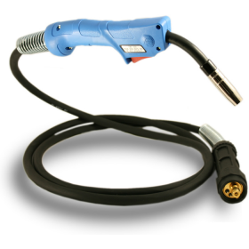 Synergic Mig-Welder-Metalmaster-210S-Mig-Torch