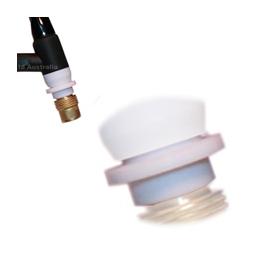 tig torch gas lens insulator