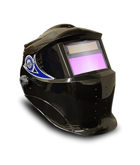 Servore 4000V Arc Defender Auto Darkening Welding Helmet Gloss Black