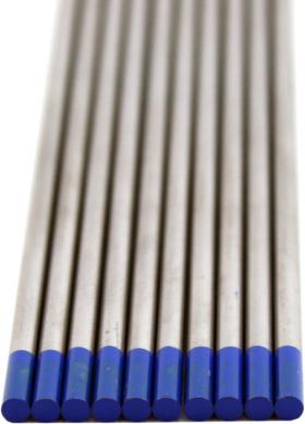 tig welding electrode lanthanated 2 percent