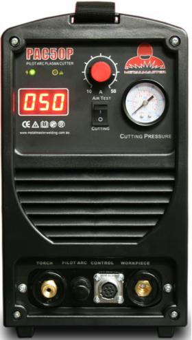 Plasma-Cutter-Inverter-PAC50-Front-Metalmaster