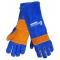 Gloves - Welding PROMAX Blue 400mm
