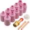 Tig Torch Gas Lens Kit 17-18-26