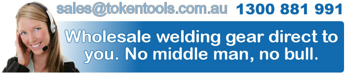 Welcome to Tokentools Welding Equipment Supplies